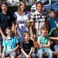 touts les normand engager au championnat de france jeune 2012.
